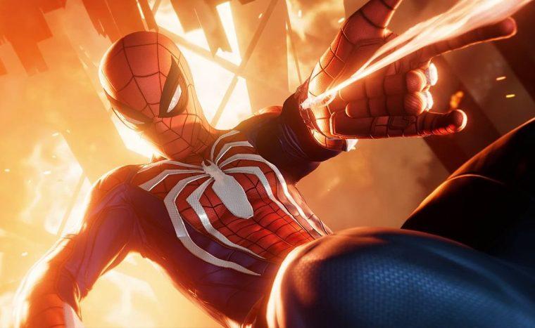 homem spider